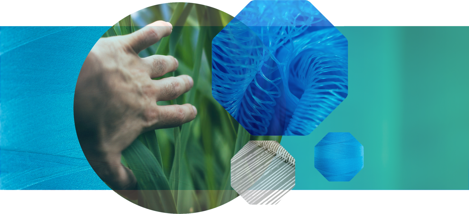 A NEW ERA OF FIBERS  AND PLASTICS:<br>Bringing bio-based solutions to everyday life